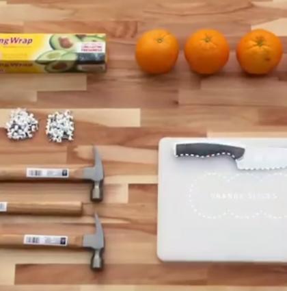 """GLAD """"Oranges"""""""